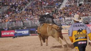 2017 PBR  – Last Cowboy Standing at Helldorado Days