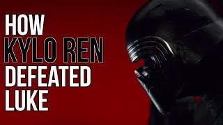How Kylo Ren Defeated Luke, Why Rey & Kylo Are So Powerful | Star Wars The Last Jedi Theory