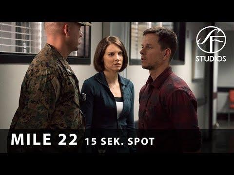Mile 22 - 15 sek. spot - I biograferne 30. august 2018