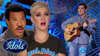 YOU COULD SING 'GIBBERSIH' AND IT WOULD BE GREAT | Idols Global