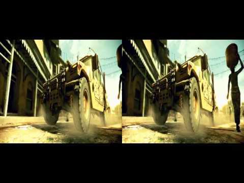 Resident evil 5 Trailer 3D
