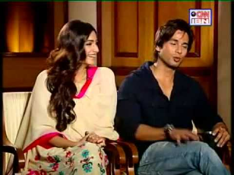 Shahid Kapoor & Sonam Kapoor interview with Rajeev Masand about Mausam