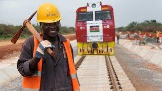 New Chinese Rail Line Buries Kenya in Debt   China Uncensored