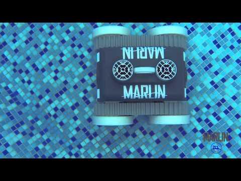 robot piscine marlin sans fil. Black Bedroom Furniture Sets. Home Design Ideas