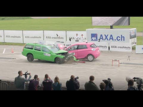 Highlights AXA Crashtests 2019