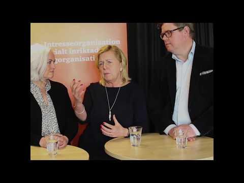 VAL 2018: Forum frågar ut Maria Arnholm (L)