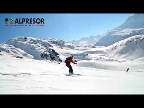 Åk till Alperna med STS Alpresor