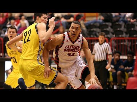 Eastern Washington's Jacob Wiley - #BigSkyMBB Player of the Week