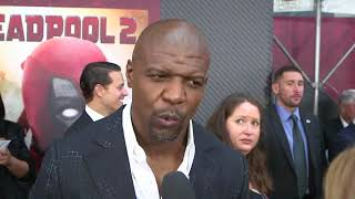 Terry Crews on his Deadpool 2 superhero dreams coming true