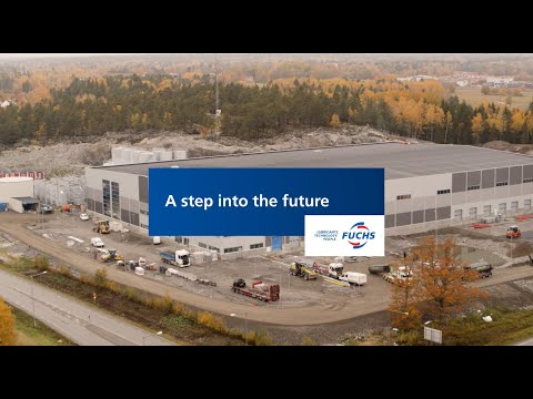 A step into the future - FUCHS Nordics new production plant