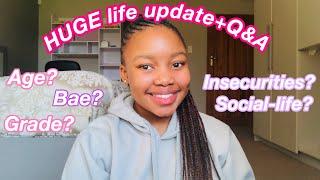 HUGE life update+Q&A