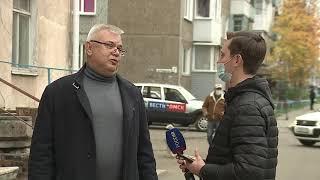 Отопительный сезон для жителей дома по адресу Романенко 7 «А» так и не наступил