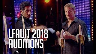 Rick Smith    Auditions   France's got talent 2018
