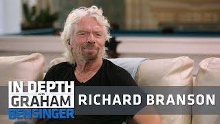 Richard Branson on work-life balance