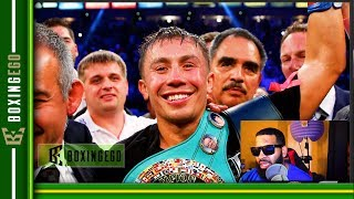 """Gennady Golovkin: """"Nobody wants to fight me""""!! BEGS """"TOUGH GUYS"""" TO COME FIGHT"""