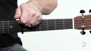 Watch the Trade Secrets Video, The NS Artist Capo from D'Addario