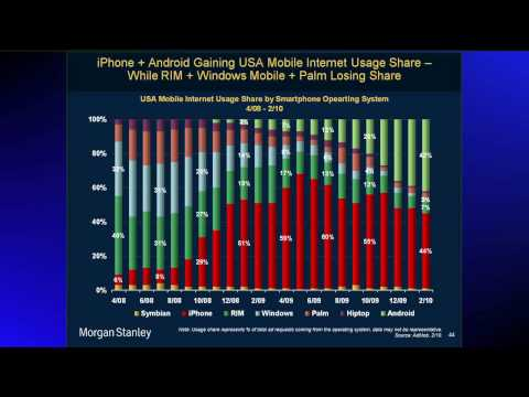 The Mobile Internet 2010