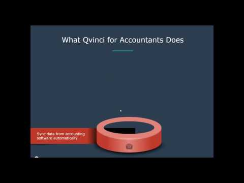 Automate Client Reporting with Qvinci for Accountants