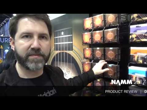 NAMM 2017 PRODUCT REVIEW:  D'ADDARIO