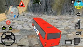 Bus Simulator 2018 | Real Bus Transporter 3D - Android GamePlay FHD