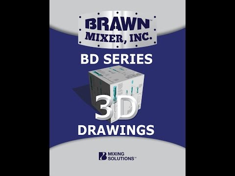 BD Series 3D Drawing Release