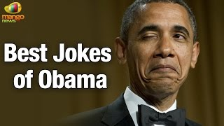 President Obama at the White House Correspondents Dinner | Best Jokes of Obama