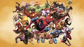 MARVEL COMICS 2018: A Fresh Start