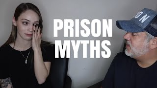 PREGNANT IN PRISON | MYTHS ABOUT TIME INSIDE FROM JESSICA KENT!