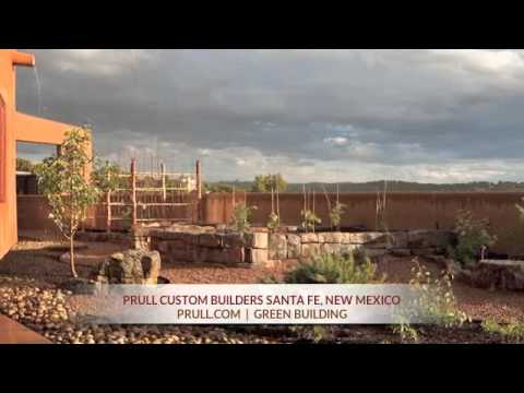 Prull Custom Home Builders in Santa Fe, New Mexico - Green Building in Santa Fe