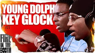 Young Dolph & Key Glock - Fire In The Booth