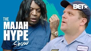 Majah Hype as Mr. Peterson Rejects The Mailman and Di Ras is Your Professor | The Majah Hype Show