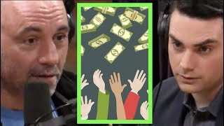 Ben Shapiro's Problem with Universal Basic Income | Joe Rogan