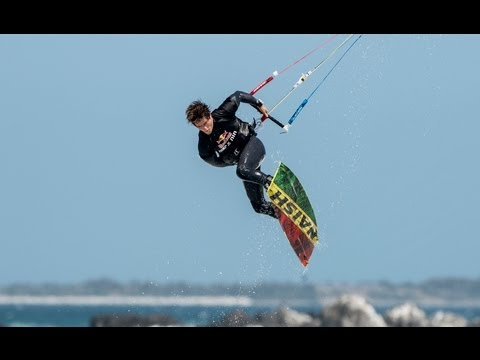 Extreme Air Kiteboarding Competition - Red Bull King of the Air 2013