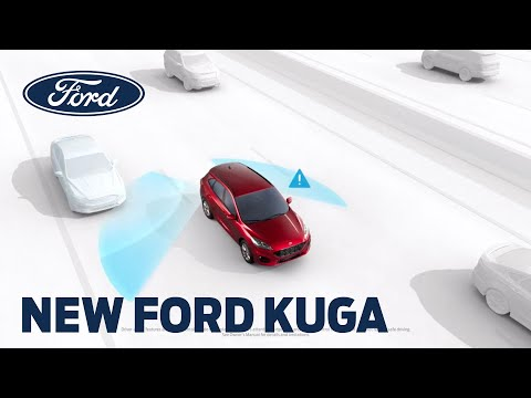 New Ford Kuga Tech Steers Drivers Away from Blind-Spot Side-Swipes