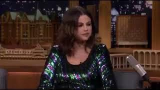 Selena Gomez At Jimmy Fallon 2019 (Fallon Tonight) New Album Is Coming.