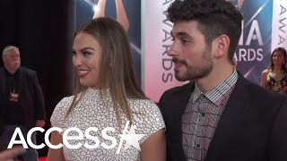 Hannah Brown Raves About Maren Morris, Kacey Musgraves At The 2019 CMAs