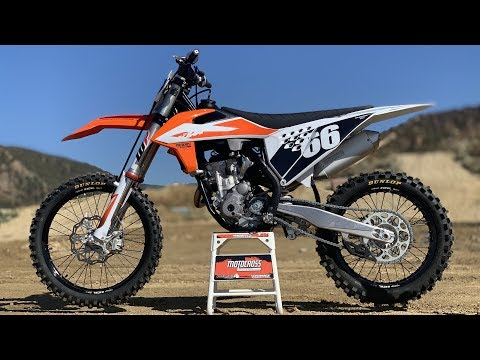 First Ride 2020 KTM250SXF - Motocross Action Magazine