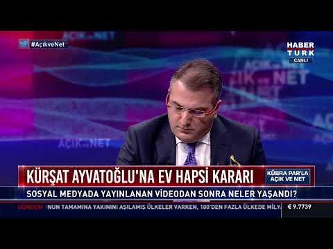 Açık ve Net'te Ayvatoğlu'na ev hapsi kararı konuşuluyor… #YAYINDA