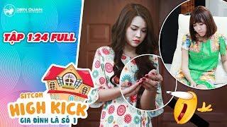 Gia đình là số 1 sitcom | Tập 124 full: Kim Chi lo lắng vì phát hiện Diệu Hiền mắc bệnh hiểm nghèo