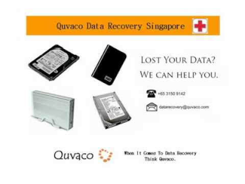 Hard Disk Drive Data Recovery Service Centre Singapore - Quvaco Data Recovery Singapore