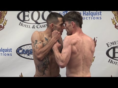 Super Fight League 49 - USA | Official Weigh-In