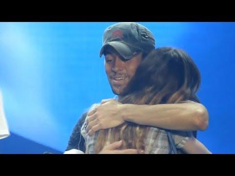 Enrique Iglesias Touching Moments