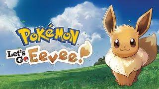 Pokemon Let's Go Eevee
