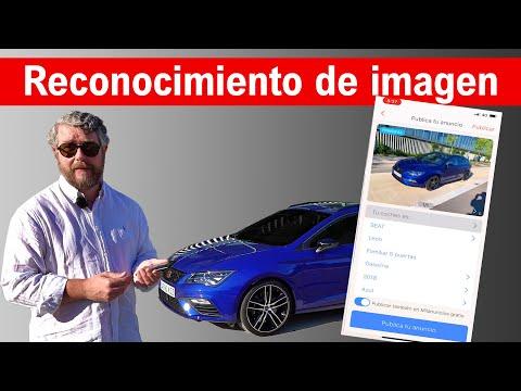 Reconocimiento de imagen | App coches.net