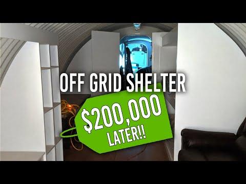 Atlas shelter: We finished!