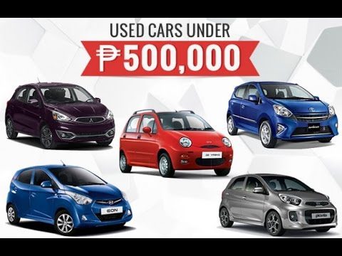 Used cars under PhP 500,000 | carbay.ph