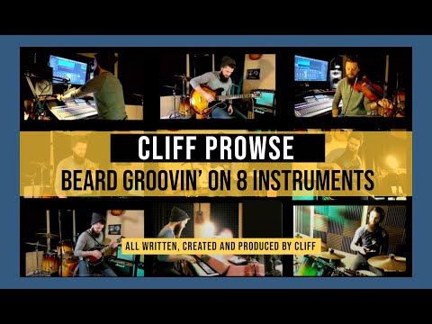 Cliff Prowse from Little Rock, Ark., is a multi-instrument musician who brings it all together in one smooth compilation.