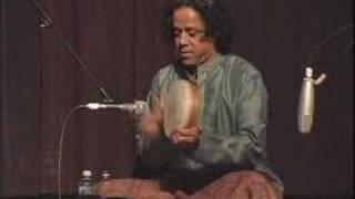 Ganesh Kumar - Ganesh Kumar at Percussion Convention 2007
