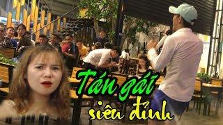 Điệu nhảy đường phố siêu đỉnh của Thánh Lạc Trôi hút hồn các cô gái xinh đẹp