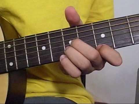[吉他譜] 盧廣仲 - 一百種生活